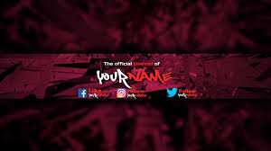 Youtube Channel Banners Youtube Channel Art Creating Banners And Logos For Youtube