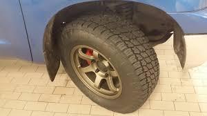 Toyota Tundra custom wheels FN BFD 18x9.0, ET +12, tire size 285 ...