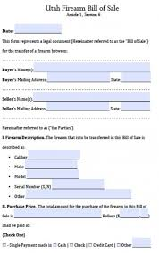 utah auto bill of sale motor vehicle bill of sale pdf template business