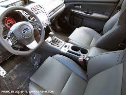 subaru wrx 2016 interior. Plain Subaru Closeup Of The 2016 Subaru WRX Limited CVT Center Console With Electric  Parking Brake Intended Wrx Interior S