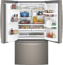 Ge Upright Freezer Manual Ge Gfe28gmkes 36 Inch French Door Refrigerator With 278 Cu Ft