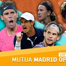 Mutua Madrid Open | Virtual Pro - Tag 3
