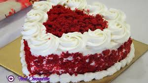 Eggless Red Velvet Cake Cake For Beginners Start To Finish By