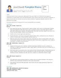 Formato Curriculum Vitae 2015 Word Filename Kuramo News