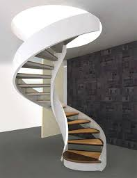 25 Beautiful Painted Staircase Ideas for Your Home Design Inspiration. Iron StaircaseModern  StaircaseSpiral ...