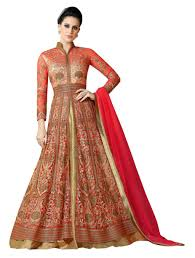 Frock Suit Neck Design 21 Anarkali Suits Designs Youll Fall In Love With Brijraj