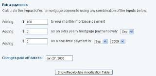 Amortization Mortgage Calculator Extra Payment Mortgage Calculator Spreadsheet Amortization Best Of One Time Extra