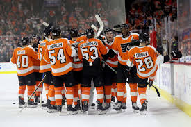 flyers stanely cup the philadelphia flyers have clinched a spot in the 2018 stanley cup