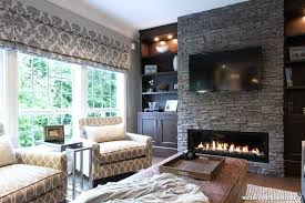delighful stone fireplace with built ins on each side stone for inside stone fireplace with built ins
