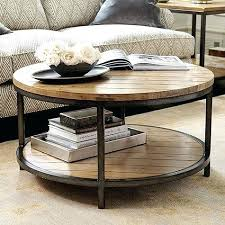 round industrial coffee table round coffee table round industrial coffee table nz