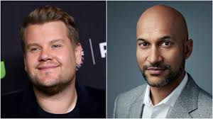 Prince harry drinks tea on a bus with james corden. Cbs Orders Game Show From James Corden Keegan Michael Key To Host Variety