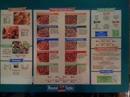26 clean round table pizza rancho cordova thunder