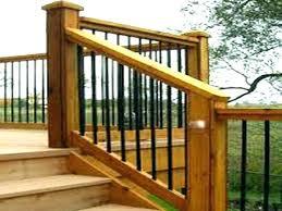 outdoor wood stair railing wood stair railing kits stairway railing kits wonderful exterior aluminum stair railing kits stair railing exterior outdoor