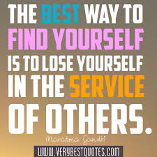 Quotes About Service To Others Gorgeous Quotes About Service To Others 48 Quotes