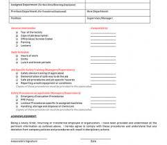 Staff Orientation Checklist Employee Orientation Checklist Perezzies