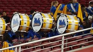 drumline essay ucla football foster farms bowl photo essay page go joe bruin ucla ing band drum line before the foster farms bowl levi s stadium santa