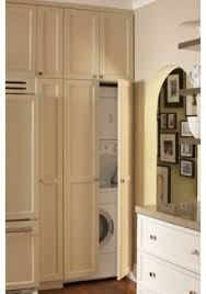 stacking washer and dryer cabinet - Google Search | Stacking ...