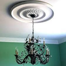 ceiling light medallions chandelier medallion image home depot