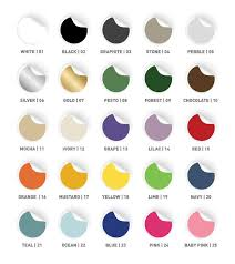 color chart color chart