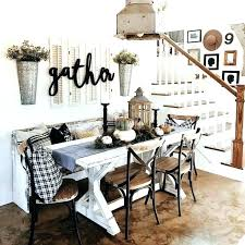 rustic dining set. Rustic Dining Set Farmhouse Country Table Centerpiece Awesome Design Style