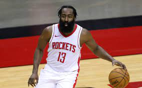 """Houston Rockets announcer shouts """"WHO ..."""