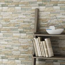 textured alps stone effect wall tiles 34 x 50cm large image