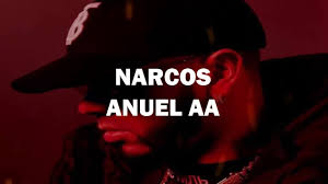 Anuel AA - Narcos (Letra Oficial) - YouTube