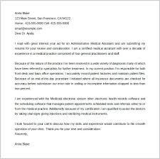 Dr Letter Template Sample Cover Letter For Doctors Dew Drops