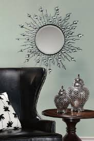 diamond mirror wall mirrors wall decor home decor homedecorators com