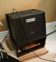 bass amp stand by beautifulsunshine87 lumberjocks com
