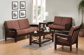 small living room with sofa sets and wooden flooring ideas