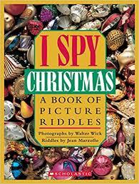 i spy a book of picture riddles jean marzollo walter wick photographer 9780590458467 amazon books