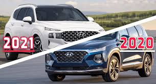 Check out the latest promos from official hyundai dealers in the philippines. Hyundai Santa Fe Or Santa Nay See How The Facelifted 2021my Stacks Up To Its Predecessor Carscoops