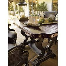 Tommy Bahama Kitchen Table Tommy Bahama Home Kingstown Sienna Bistro Dining Table Reviews