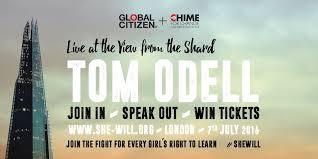 We Fest Seating Chart 2016 Global Citizen Festival
