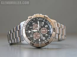 glennmoller com citizen men s perpetual calendar eco drive watch i like how this watch has a rotating bezel for easy marking of the hand positions all features of the tach markings are on the the outer edges of the watch