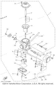 Carburetor wiring diagram electrical with yamaha kodiak toyota 4y 4g91 ga15 engine free diagrams drawing 1224