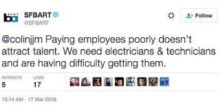 Image result for SF Bart Tweets
