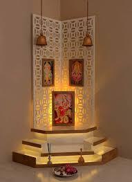 pooja room interior design ideas home