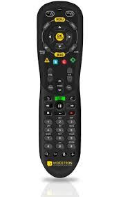 Le choix d'une télécommande simplifiée permet un accès direct et rapide aux. Programmation Rapide De Votre Telecommande Videotron Programmation De La Telecommande