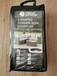 rattan corner furniture cover outdoor