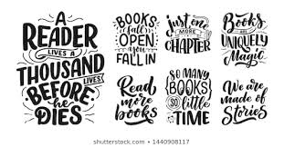 Funny Quotes About Reading Library Quotes Images Stock Photos Vectors Shutterstock