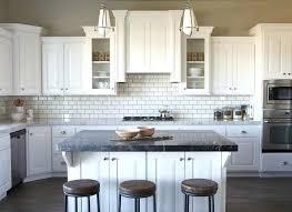 white and grey granite countertops greenery above kitchen cabinets brown cabinet sets grey granite dark brown