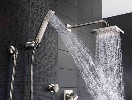 bathroom shower heads