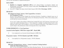 Resume For Childcare General Resume Examples Gym Manager Resume