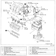 mazda v engine diagram mazda wiring diagrams