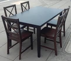 Uhuru Furniture Collectibles Sold 14057 Modern Malaysian Dining