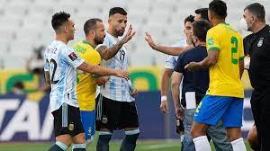 Brezilya - Arjantin maçı neden durdu, ne zaman yapılacak?