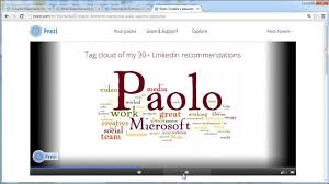 How to create a powerful interactive resume in Prezi (prezume) - YouTube