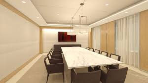 elegant office conference room design wooden. Interior Designs,Elegant Office Meeting Room Decor With Simple Rectangular White Wooden Table And Elegant Conference Design O